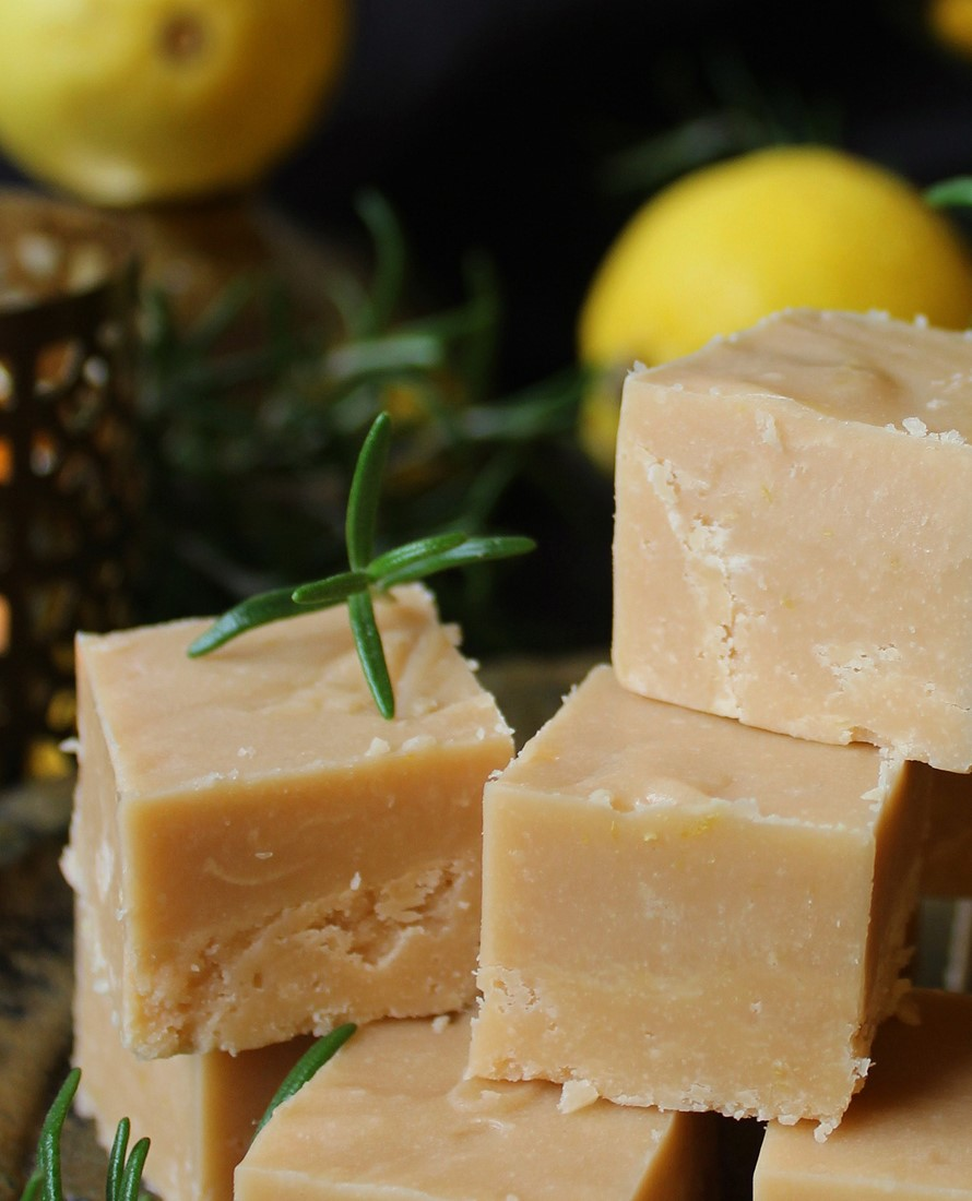 Citronfudge